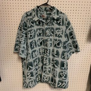 Mens Button Down XL Shirt